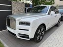 Rent-a-car Rolls-Royce Cullinan White in Zurich, photo 4