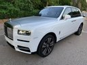 Rent-a-car Rolls-Royce Cullinan White in Zurich, photo 1