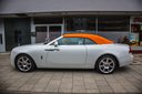 Rent-a-car Rolls-Royce Dawn White in Biel, photo 1